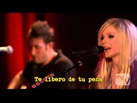 Avril Lavigne Adia (Live) Subtitulado Español HD