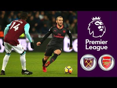 Вест Хам Унитед вс Арсенал ᴴᴰ 13.12.2017 - Премиер Леагае | ФИФА 18