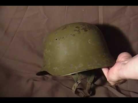 Spanish Army Helmet Post WW2 Civil War German style M42 / 79