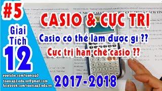 Toán cấp 3 Giải tích 12GT 12 Casio giải cực trị hàm số Cực trị chống casio.Bài tập giải tích 12 có lời giải.Các bạn ủng hộ, trao đổi vui lòng gửi mail về địa chỉ bên dưới➤ Mail: toancap3.edu.vn@gmail.com➤ SĐT: 01664 08.80.08 (Thầy Tuấn)➤Theo dõi : https://goo.gl/6EVRsP   (#toancap3)➤ https://facebook.com/toancap3.edu.vn➤  WEB: http://toancap3.edu.vn➤ Link tải tài liệu: đang cập nhật
