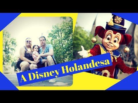 Vlg 40/17: Efteling, a Disney da Holanda. Um dia encantado/ BRUNNACOMDOISNS