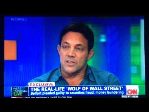 Jordan Belfort The real Wolf of Wall Street is selling a pen
