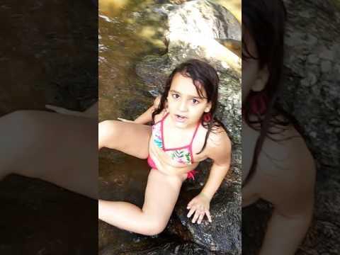 Diversão em Baturité no rio da Tijuca