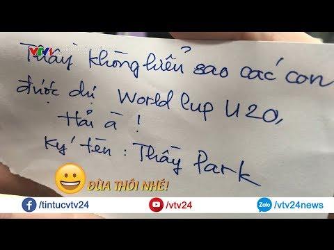 """U23 Việt Nam hiện tại cần nhiều thời gian hơn để """"kết dính""""  VTV24 - Thời lượng: 19 phút."""