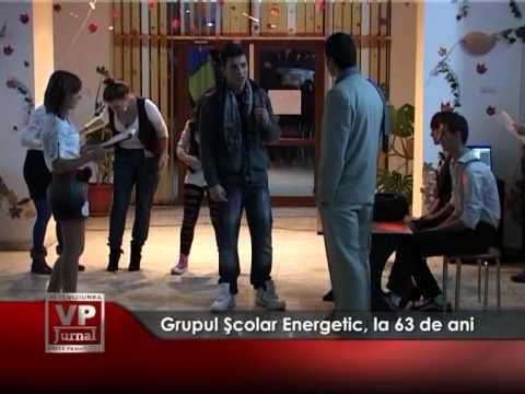 Grupul Şcolar Energetic, la 63 de ani