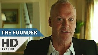 Nonton The Founder Trailer (2016) Michael Keaton McDonalds Movie HD Film Subtitle Indonesia Streaming Movie Download
