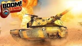 Видео в Boom! Tanks