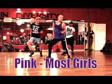Pink - Most Girls | Hamilton Evans Choreography