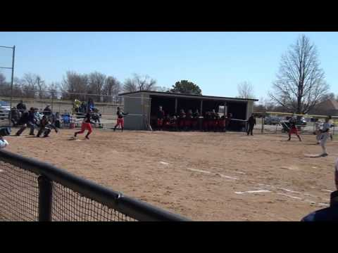 Video Highlights: Softball vs. Southeastern (3/28/2015)