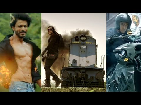 Kick, Happy New Year, Dhoom 3 | Bollywood's Best Vfx Scenes
