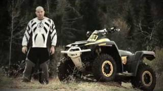 9. 2011 Can-Am Outlander Xxc GNCC Test Ride