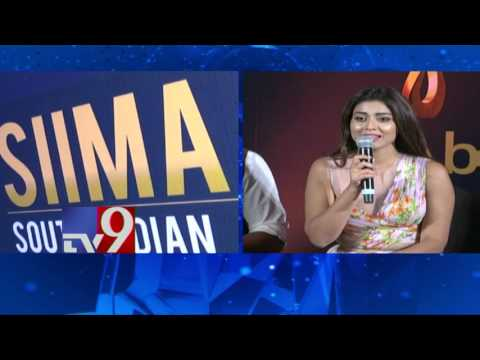 Shriya, Rana kick off SIIMA Awards in Abu Dhabi - TV9