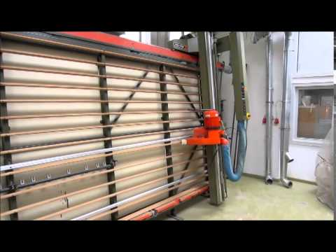 HOLZHER Panel Saws