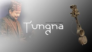 Tungna - Sugam Pokharel - Official Lyrical Music Video