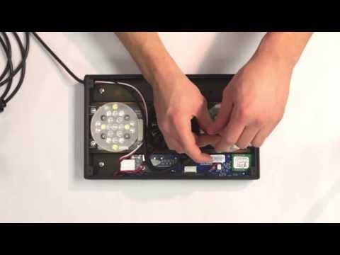 Radion G2/Pro to G3/G3 PRO Cluster Retrofit Kit Installation