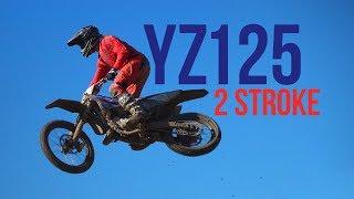 6. 2018 YAMAHA YZ125 2 STROKE RAW SOUND!!!