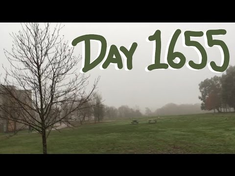 FOG, FILMS, AND FUN - 12.13.16 (Day 1655)