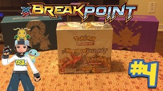 Part 4 BreakPoint Booster Box Opening!!! FINAL COUNTDOWN. by Demon SnowKing