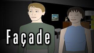 I CAN'T FIX RELATIONSHIPS! Façade Interactive Drama!