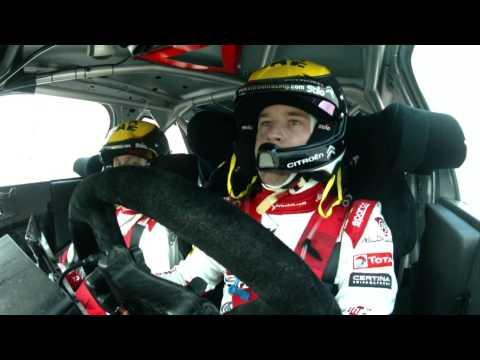 Video resumen tramos 1-5 WRC Rallye México 2015, Ogier líder provisional