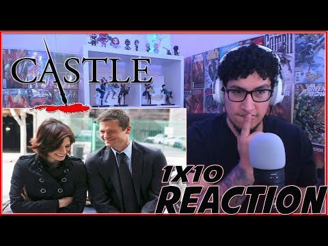 IS THIS SERIOUSLY HOW IT ENDS?! | Castle Season 1 Episode 10 | 1x10