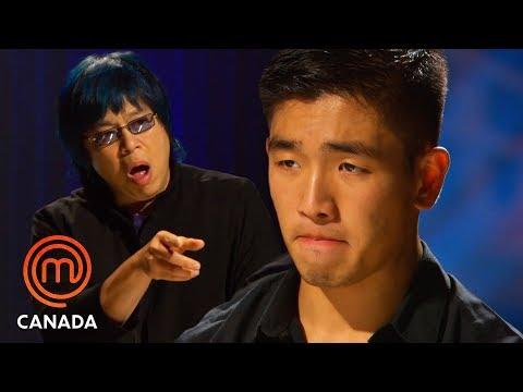 Eric Chong's Audition 👏 | MasterChef Canada | MasterChef World