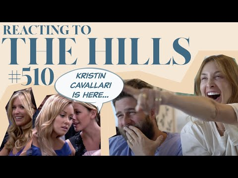 Reacting to 'THE HILLS'   S5E10   Whitney Port