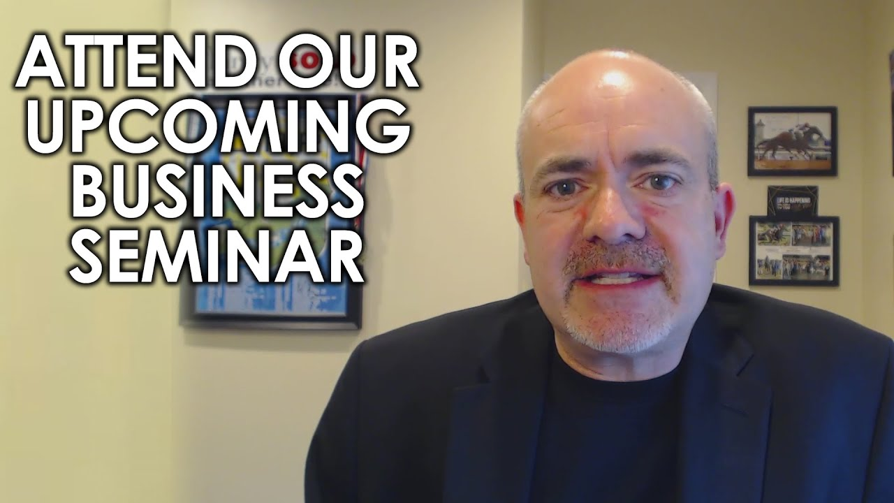 Our Business-Planning Seminar Has Everything You Need for Success