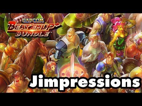 Capcom Beat 'Em Up Bundle - Lagcom Lag 'Em Up Laggle (Jimpressions)