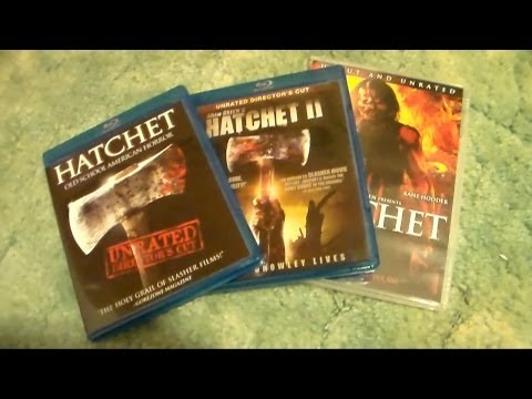 My Horror Collection - The Hatchet Films (HD)