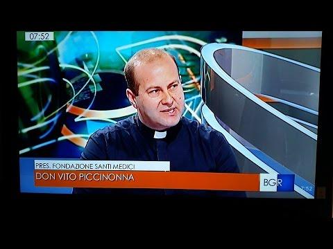Intervista al TG3 Puglia del nostro Presidente