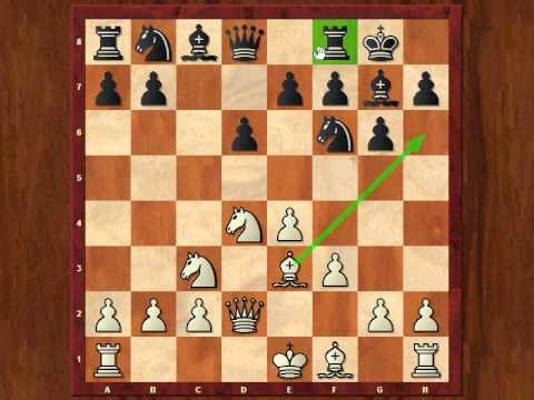One of the best chess openings:The Yugoslav Attack