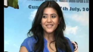 Ekta Kapoor interviews for Kyaa Super Kool Hain Hum Part 2. Many celebrities are angry with her!