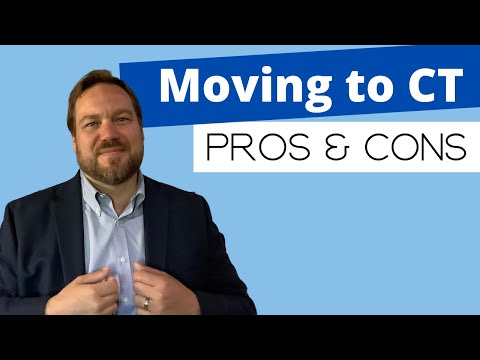Moving to CT Pros and Cons