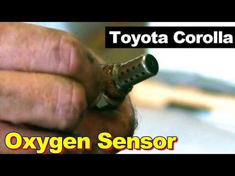 2001 Toyota Corolla Oxygen Sensor Replacement