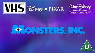 Video Opening to Monsters Inc. UK VHS (2002) MP3, 3GP, MP4, WEBM, AVI, FLV Februari 2019
