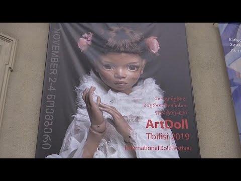 Φεστιβάλ κούκλας στην Τυφλίδα