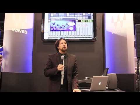 The Dr.'s Office – Jack Joseph Puig (JJP) Q & A from Waves booth LA NAMM 2014