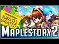 Maplestory 2 Juegos Gratis Con dsimphony