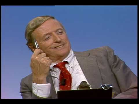 Firing Line with William F. Buckley Jr.: The Crotchets of a Veteran Journalist