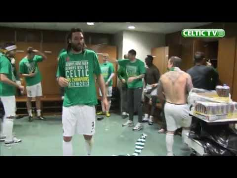 Celtic - Behind the scenes footage of Celtic clinching the SPL title against Inverness CT 21/04/13. Subscribe to celticfc now: http://www.youtube.com/subs... Like us ...