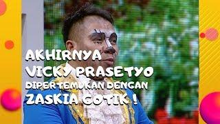Video Akhirnya Vicky Prasetyo Dipertemukan Dengan Zazkia Gotik! | Best Cut Pesbukers MP3, 3GP, MP4, WEBM, AVI, FLV September 2019