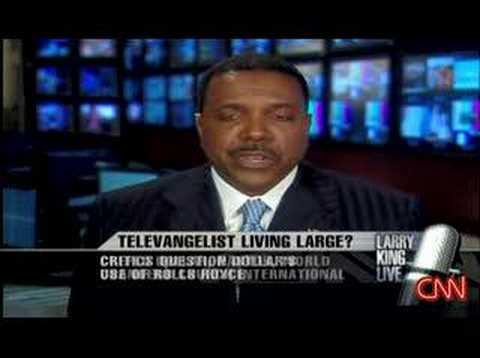 Larry King Live: Creflo Dollar