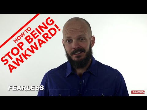 How to Stop Being AWKWARD around Women