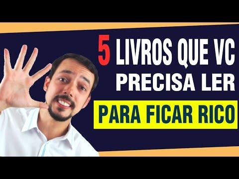 5 Livros de Educação Financeira - Como Ficar RICO