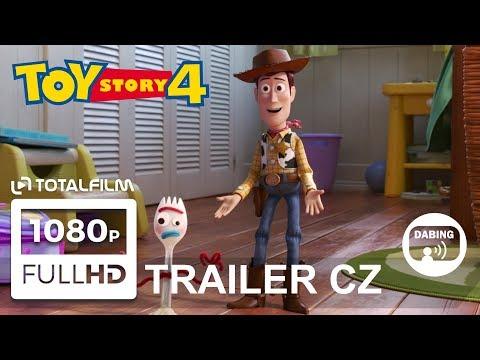 Toy story 4: Příběh hraček (2019) nový dabovaný trailer