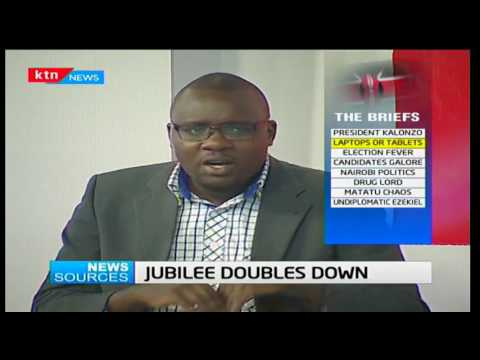 News Sources: Jubilee is set to delivery tablets to schools across the country, 29/09/2016 part 1