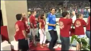 Tom Brady Dancing at Carnival