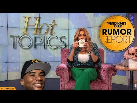 Charlamagne Explains His Phone Call With Wendy Williams