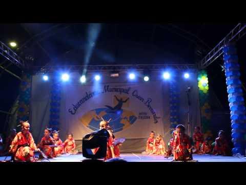 Dança japonesa Paranaiguara